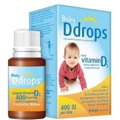 Baby D Drop liquid