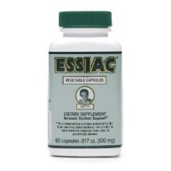Essiac Herbal Extract Capsules