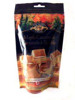 LB Maple Treat Maple Caramels