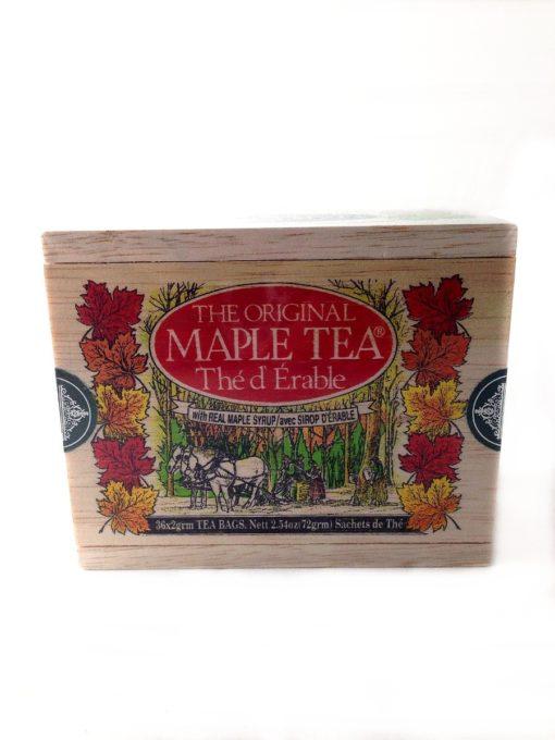 Metropolitan Maple Tea