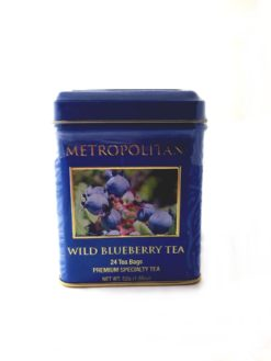 Metropolitan Blueberry Tea