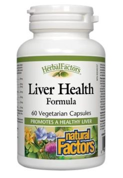 Natural Factors Liver Health Formula