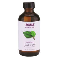 NOW Essential Tea Tree Oil 118ml