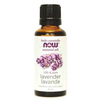 NOW Essential Lavender Oil 30ml
