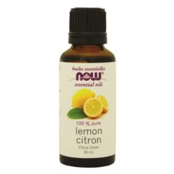 NOW Essential Lemon Oil 30ml