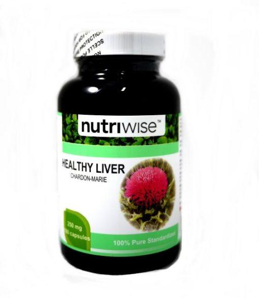 Nutriwise Healthy Liver Silymarin