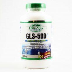 Organika GSL500 Glucosamine Sulfate