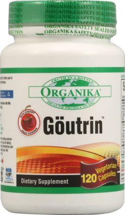 Organika Goutrin x 10 Bottles