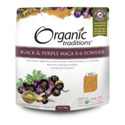 Organic Traditions MACA X6 Powder