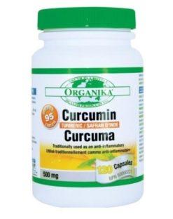 Organika Curcumin Tumeric