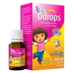 Kids D Drop liquid