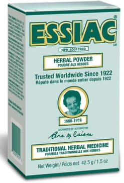 Essiac Herbal Extract Tea Powder