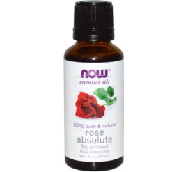 NOW Essential Rose Absolute Oil 30ml