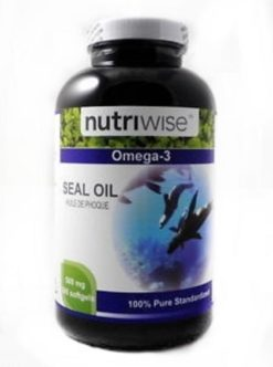 Nutriwise Seal Oil 500mg