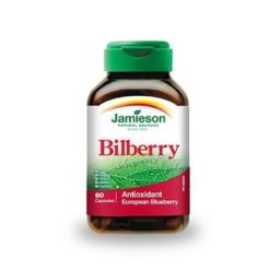 Jamieson Bilberry European blueberry High Potency