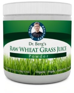 Dr. Berg's Wheat Grass Superfood
