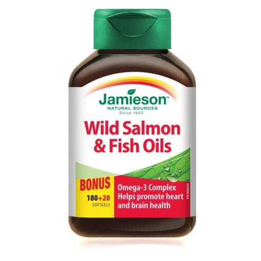 Jamieson Salmon Fish Oil Omega 3