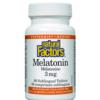 Natural Factors Melatonin 3mg